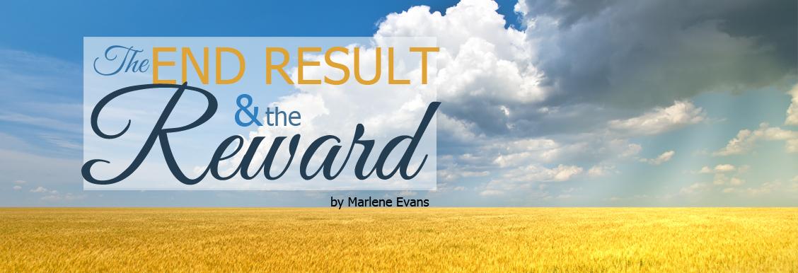 the end result and the reward marlene evans