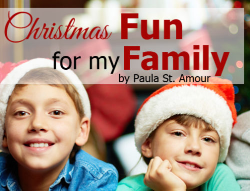 Christmas Fun with My Family