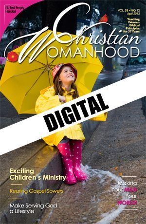 Christian Womanhood Digital Subscription