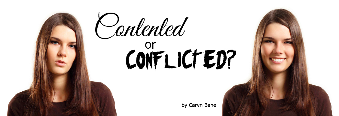 contented or conflicted caryn bane
