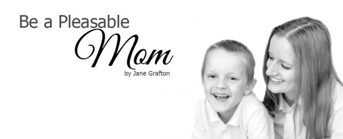 be a pleasable mom