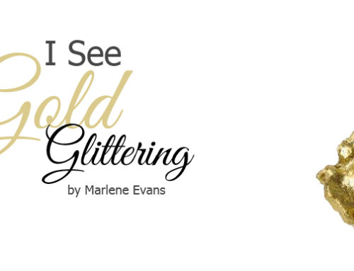 I See Gold Glittering