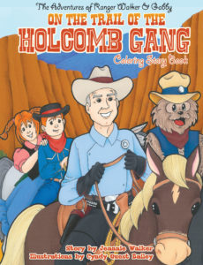 on the trail of the holcomb gang