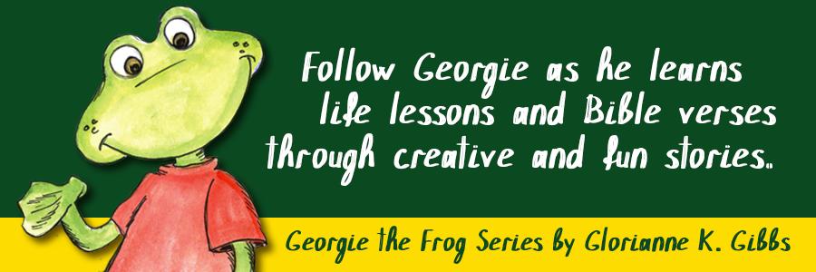 Georgie the Frog Children's Series