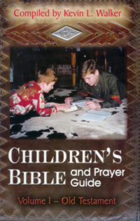 old testament children's prayer journal