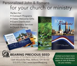 bearing precious seed ad