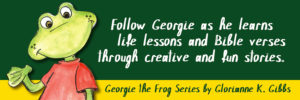 georgie the frog ad