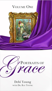 portraits of grace book by debi young