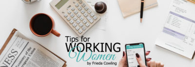 tips for working women