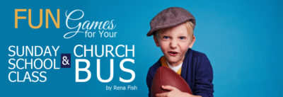 fun games for your sunday school class and church bus