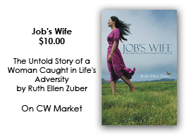 job's wife by ruth ellen zuber