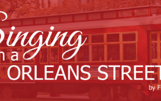singing on a new orleans streetcar