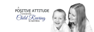 a positive towards child rearing