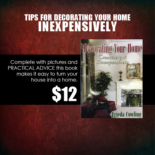 decorating your home ad