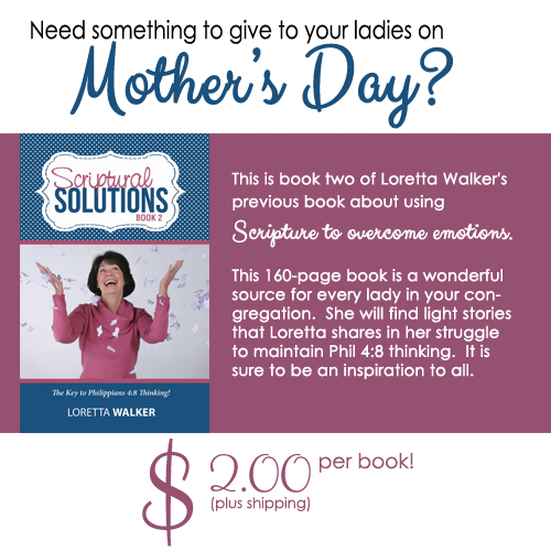 mother's day books ad