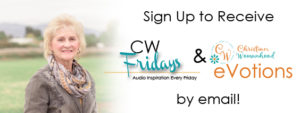 sign up for eVotions and cw fridays